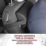 Zoom IMG-2 cuscino lombare auto sedile supporto