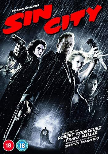 Frank Miller's Sin City [DVD] [2020]
