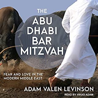 The Abu Dhabi Bar Mitzvah cover art