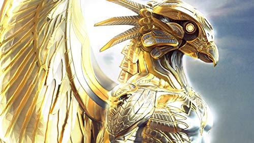 Puzzle 1000 Piezas Adultos Juego De Madera Rompecabezas Clásico - Faraón Gold Warrior Pattern - Decoración Única Para El Hogar