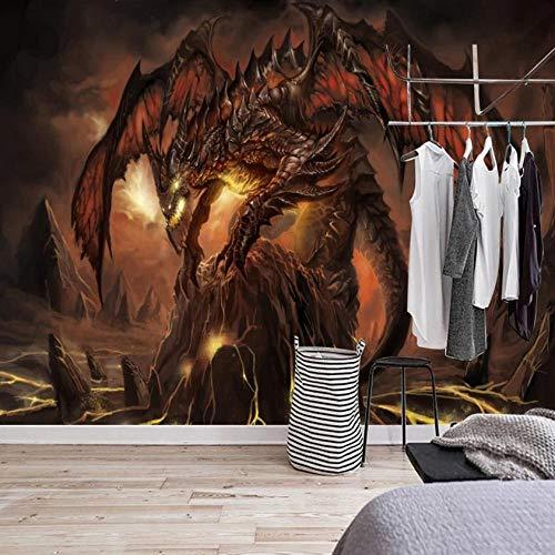 Fotobehang, vliesbehang, wanddecoratie, moderne wanddecoratie, fotografie, brandweer, Europees 300(w)x210(H)cm