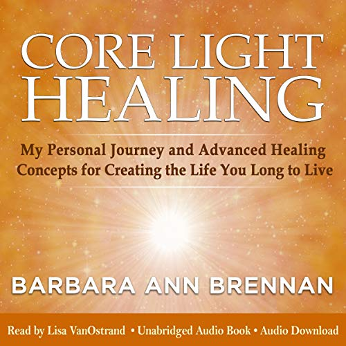 Couverture de Core Light Healing
