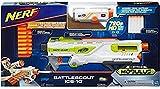 Hasbro Nerf B1756EU4 - N-Strike Elite Modulus BattleScout ICS-10 Blaster, Spielzeugblaster