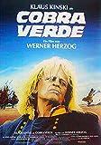 Cobra Verde - Klaus Kinski - José Lewgoy - Filmposter A3