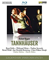 ワーグナー:歌劇「タンホイザー」[Blu-ray Disc]