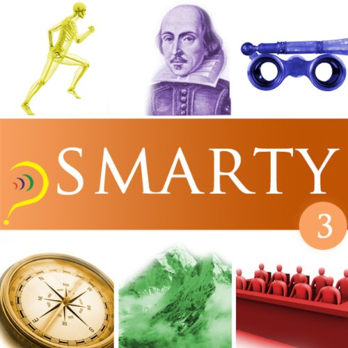 Smarty, Volume 3 audiobook cover art