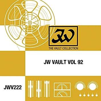 JW Vault, Vol. 92