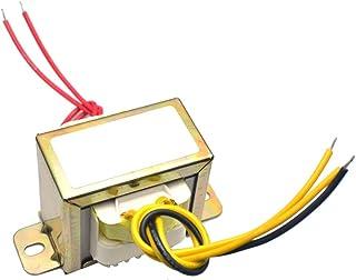 Shinzeun Preamplifer 2.1 Ampliferトーンボード用のデュアルAC 12V 30WスクエアEIトランス220V電源トランスTDA2030 7297を使用