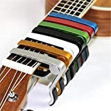 Sperrins Guitar Capo for Acoustic and Electric Guitars with 6 String Aluminum Material Acoustic Electric Tools