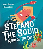Stefano the Squid: Hero of the Deep
