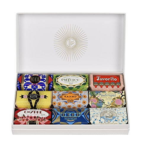 Claus Porto Gift Box Deco Collection Set w/sleeve