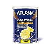 APURNA - BOISSON HYDRATATION CITRON - Energie et hydratation - Made in France - 500g