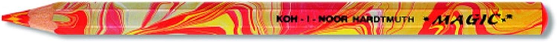 Koh-I-Noor- Jumbo Farbstifte in Kunststoff-Tub Fire B00N50NICY | Am praktischsten  praktischsten  praktischsten  676b5b