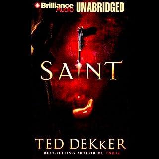 Saint audiobook cover art