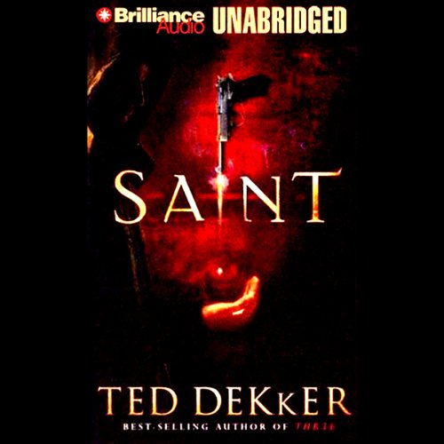 Saint audiobook cover art