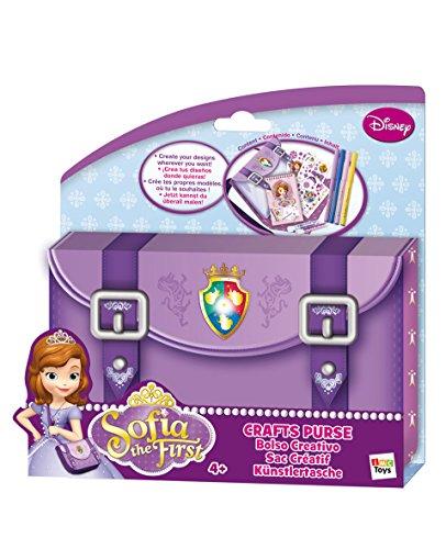 IMC Toys 205109 - Bolso Creativo Princesa Sofía