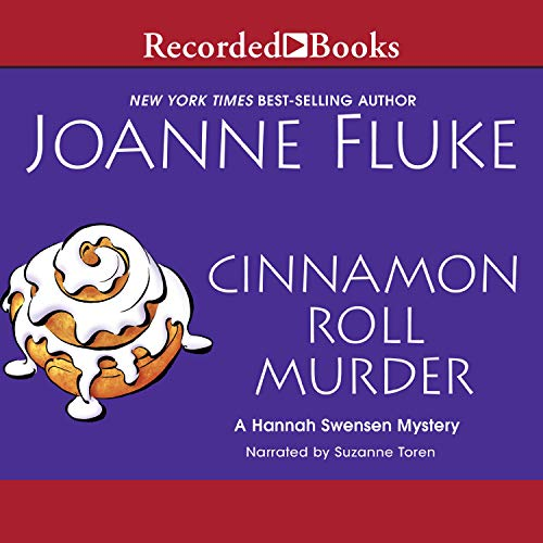 Cinnamon Roll Murder cover art
