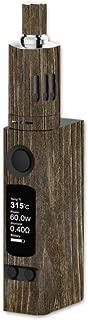 Decal Sticker Skin WRAP Wood Old Dark Wooden Vintage Background for Joyetech eVic VTC Mini