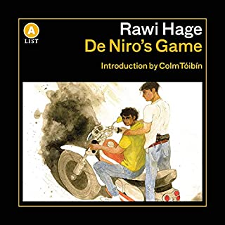 De Niro's Game cover art