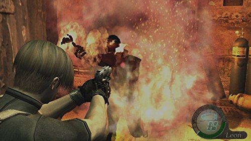 Resident Evil 4 HD 輸