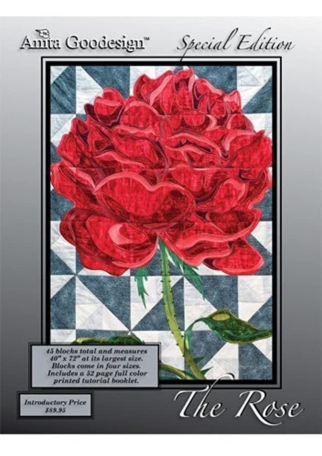 Anita Goodesign Embroidery Machine Designs CD THE ROSE SPECIAL EDITION