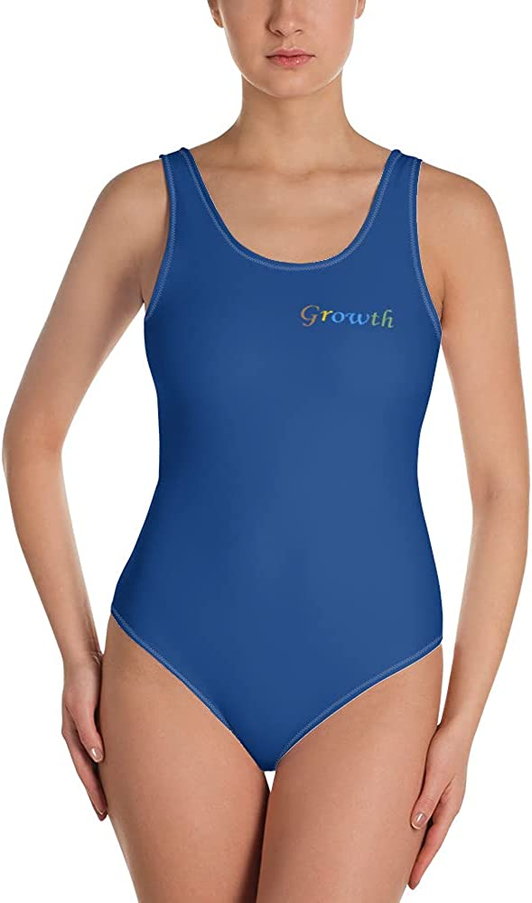 Max 87% OFF New color Growth One-Piece Swimsuit Blue