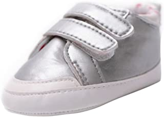 Weixinbuy Toddler Baby Boy Girl Soft Sole Anti-Slip Moccasins Pre-Walker Shoes Sneaker Shoes