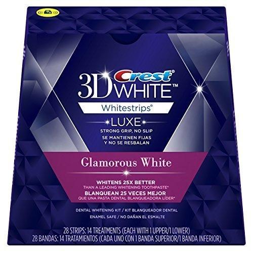 Crest 3D White Glamorous White...
