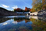 Garden of Remembrance Parnell Square Dublin Ireland Print Type Paper Size: 36.00 x 12.00 inches Licensor: Panoramic Images