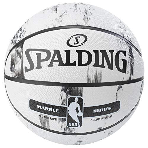 Spalding Unisex-Adult 3001550100117_7 Basketball, Gray,Multicolor, 7