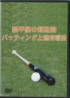 野球バッティング 愛甲猛の短期間バッティング上達指導法【DVD】