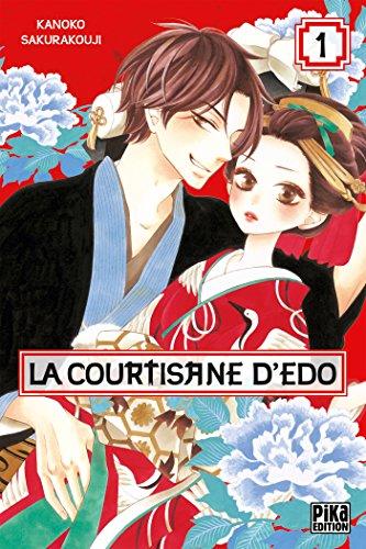 La courtisane d'Edo T01