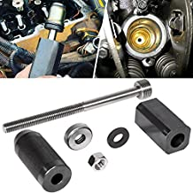 9U-6891 Injector Sleeve Cup Remover&Installer Set For CAT Caterpillar 3406E C10 C12 C15 C16 C-18 Engine Heavy Duty Steel (6 PCS)