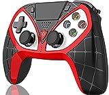 AQCTIM Controller per PS-4,Wireless Bluetooth Controller Gamepad Joystick PS-4/Pro/PC/iOS/...