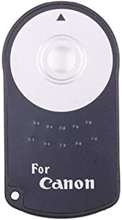 eWINNER Wireless Remote Control Compatible with Canon EOS Rebel T3i (EOS 600D), EOS 60D, EOS 550D/Rebel T2i, EOS 7D, EOS 5...