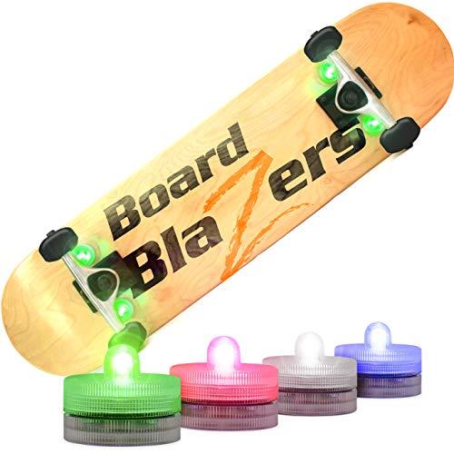 Board Blazers Crazy Color Changing LED Skateboard Lights