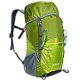 G4Free 40L Rucksack Foldable Hiking Backpack Ultra Lightweight Tear Water Resistant Travel Camping Trekking...