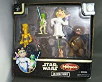 THE Muppets STER WARS COLLECTBLE FIGURES