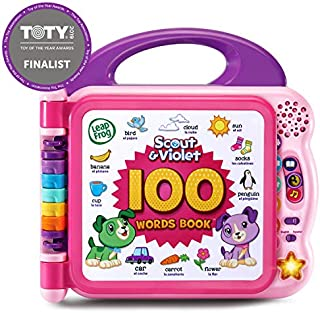 LeapFrog Scout and Violet 100 Words Book (Amazon Exclusive)