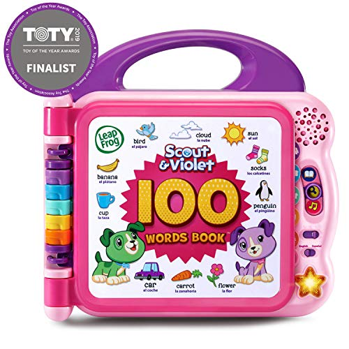 Image of the LeapFrog Scout and Violet 100 Words Book (Amazon Exclusive)