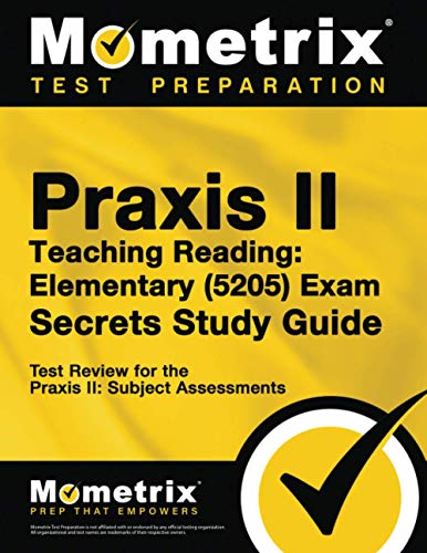 Compare Textbook Prices for Praxis Teaching Reading - Elementary 5205 Secrets Study Guide: Test Review for the Praxis Subject Assessments  ISBN 9781516712168 by Bowling, Matthew