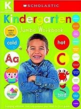 Kindergarten Jumbo Workbook: Scholastic Early Learners (Jumbo Workbook)