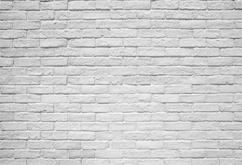 Cassisy 3x2m Vinilo Telon de Fondo Resumen Vintage Lavado Retro Vacío Textura Pared De Ladrillo Blanco Fondos para Fotografia Party Photo Studio Props Photo Booth