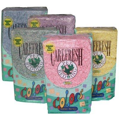 Carefresh - Lecho para mascotas de alta calidad, color rosa