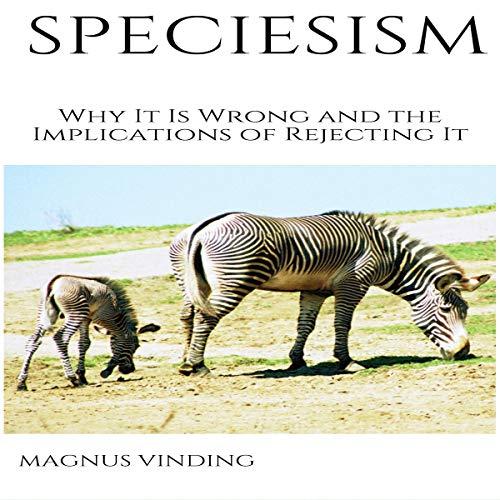 Speciesism Titelbild