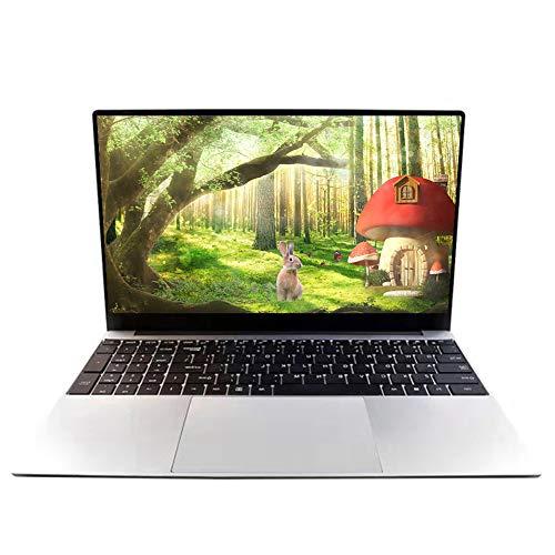 15.6 Zoll Laptop Notebook, Windows 10 Pro Betriebssystem, 8 GB RAM, 128 GB SSD, Intel J4125/J4115 Quad Core CPU, Handheld Tragbarer Laptop des Neuen Geschäftsstudenten, FHD IPS 1920 x 1080 Display