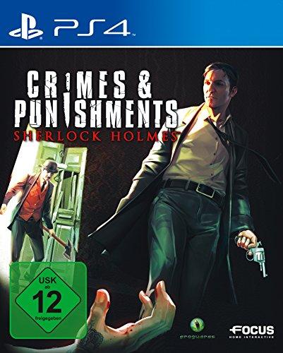 Sherlock Holmes: Crimes & Punishments [Importación Alemana]