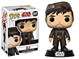 Funko Pop Star Wars Figura de Vinilo DJ, Multicolor (0889698147613)