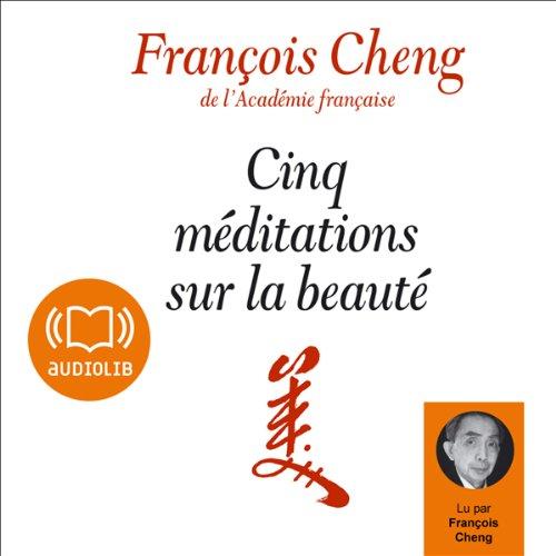 Cinq méditations sur la beauté audiobook cover art