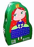 Barbo Toys 5853 - Puzzle con diseño de Princesa